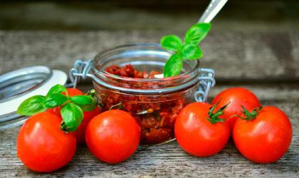 Imagem Receita Pate Caseiro de Tomate Seco