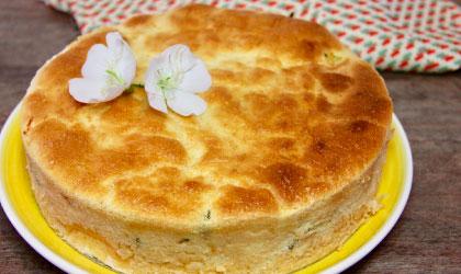 Imagem receita Torta rápida de Tomate Seco e Ricota